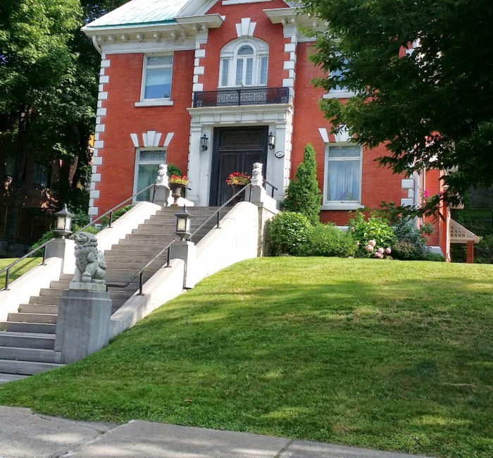 Outremont Style Homes And Architecture