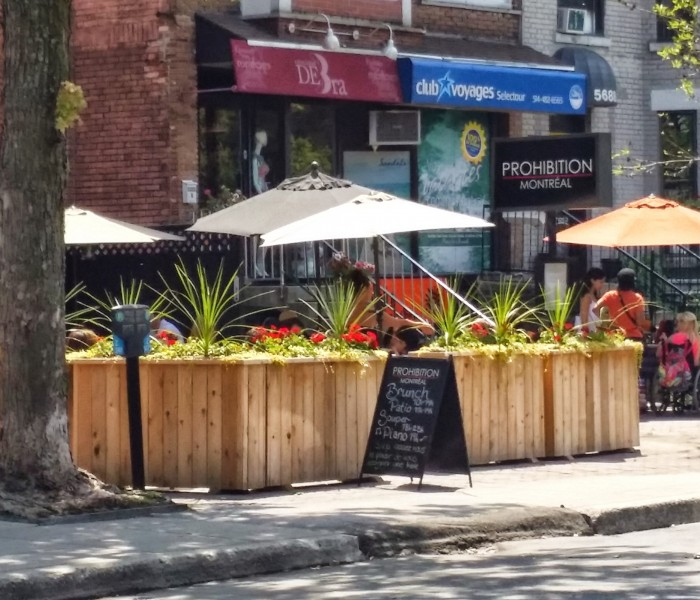 Monkland Village Restaurants, Great Breakfasts At Prohibition