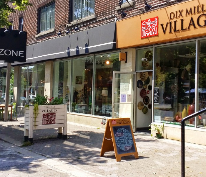 NDG,Monkland Village Shopping