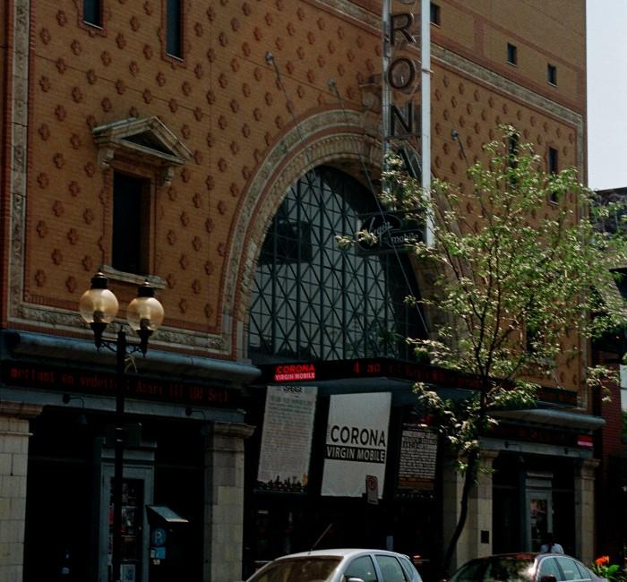 Little Burgundy Corona Theatre