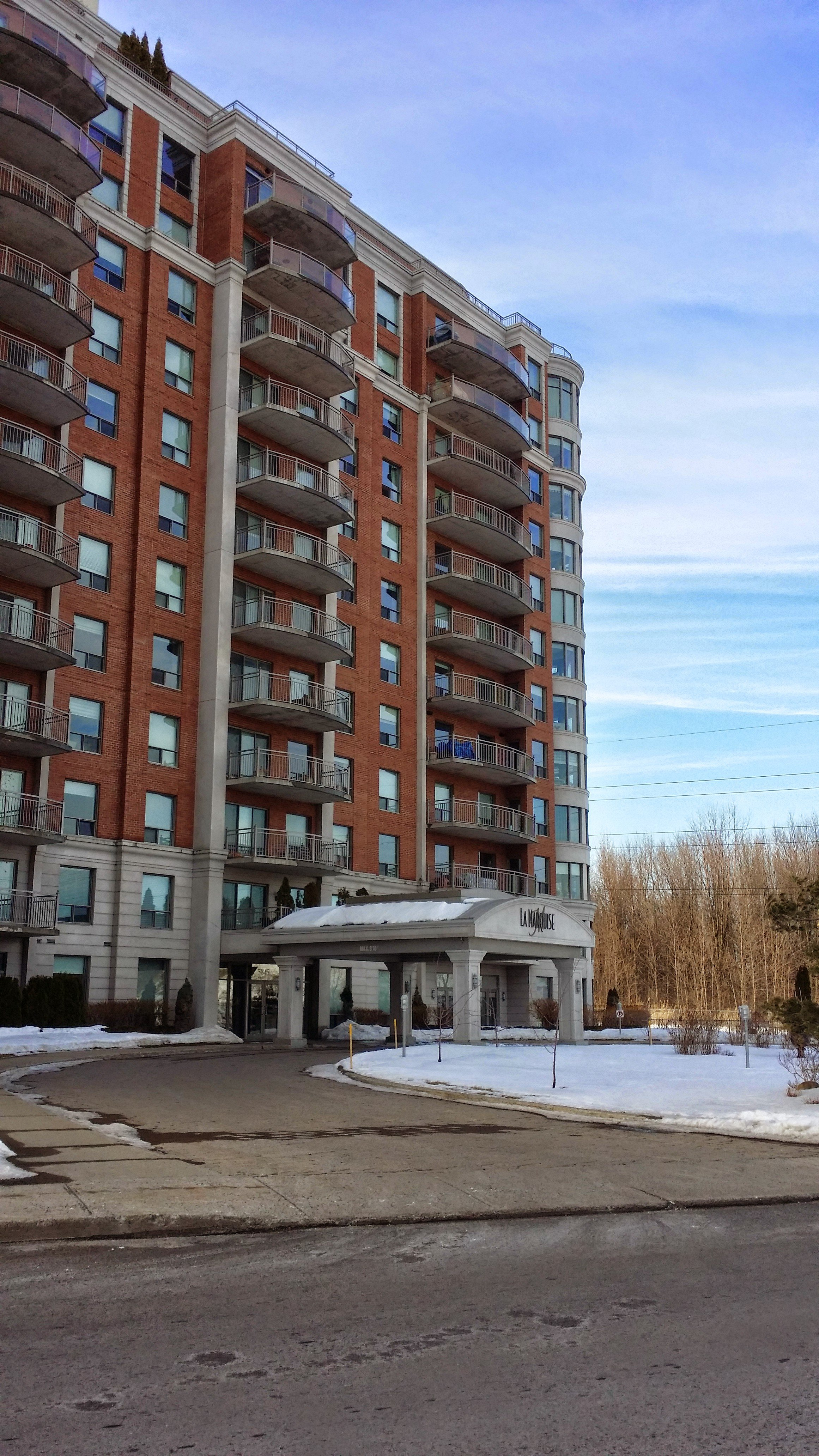 April 2016 Montréal Area Residential Real Estate Market: Condominiums