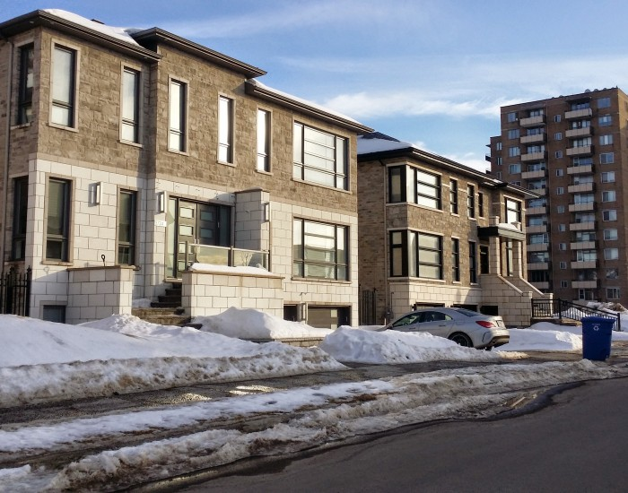 Cote St Luc New Homes