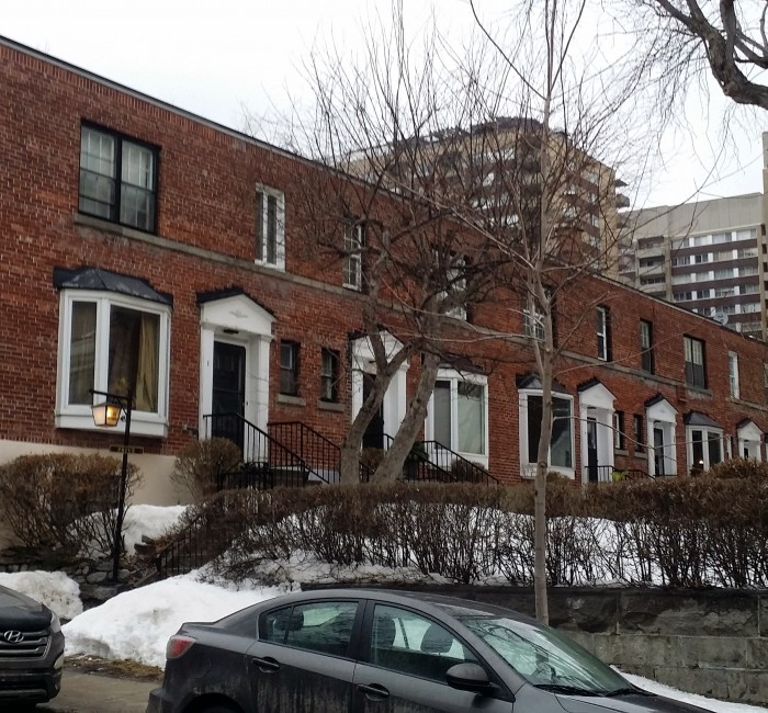 Downtown Montreal Townhouses