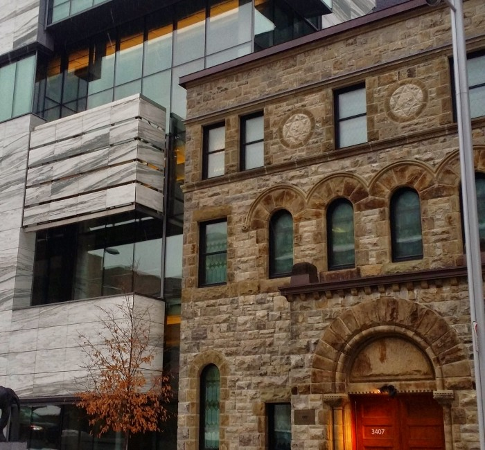 Downtown Montreal Real Estate, The Old And The New