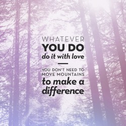 make a difference 3