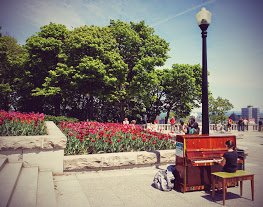 Mount Royal Piano Concert