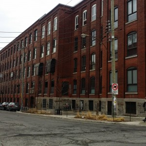 Old Lofts And Buildings