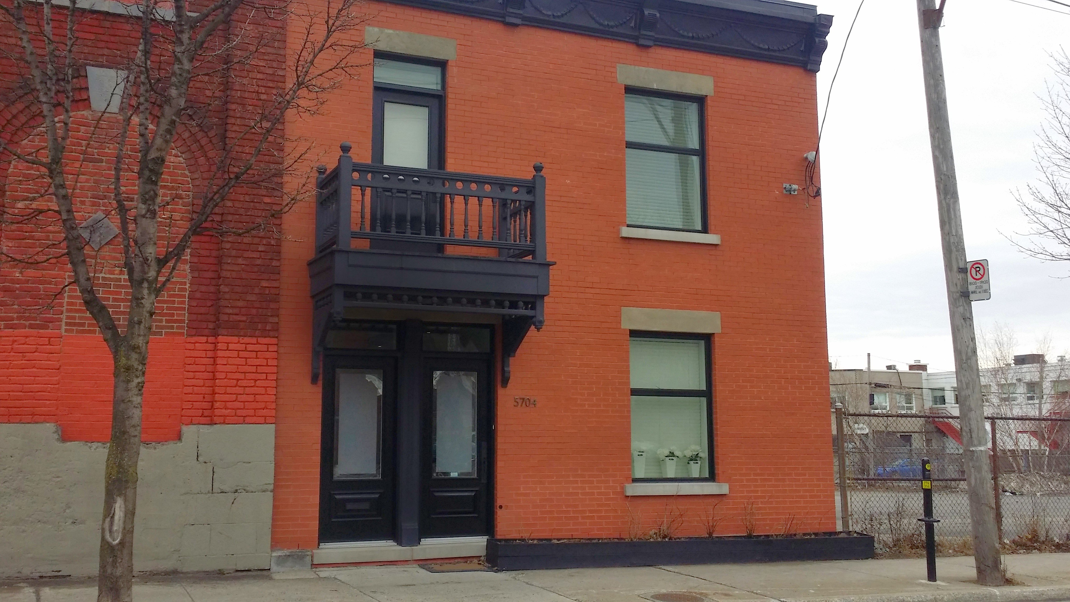 Renovated Homes and Architecture