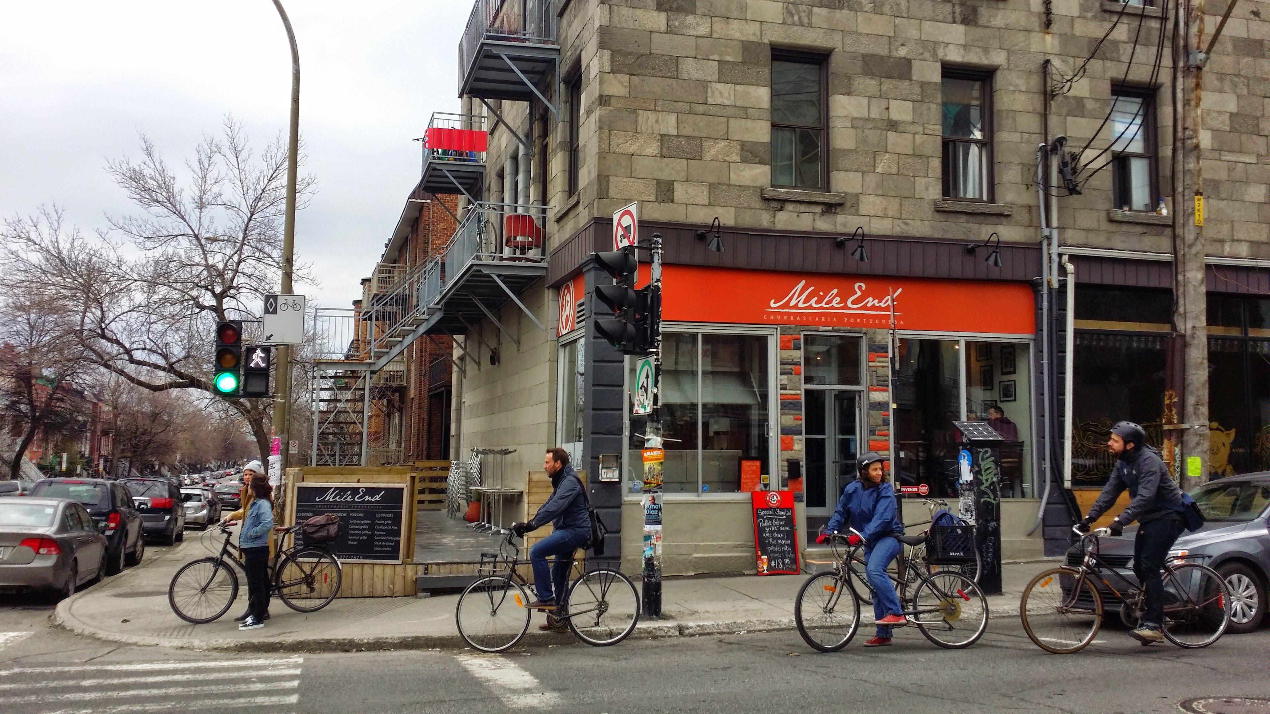 Mile End Café