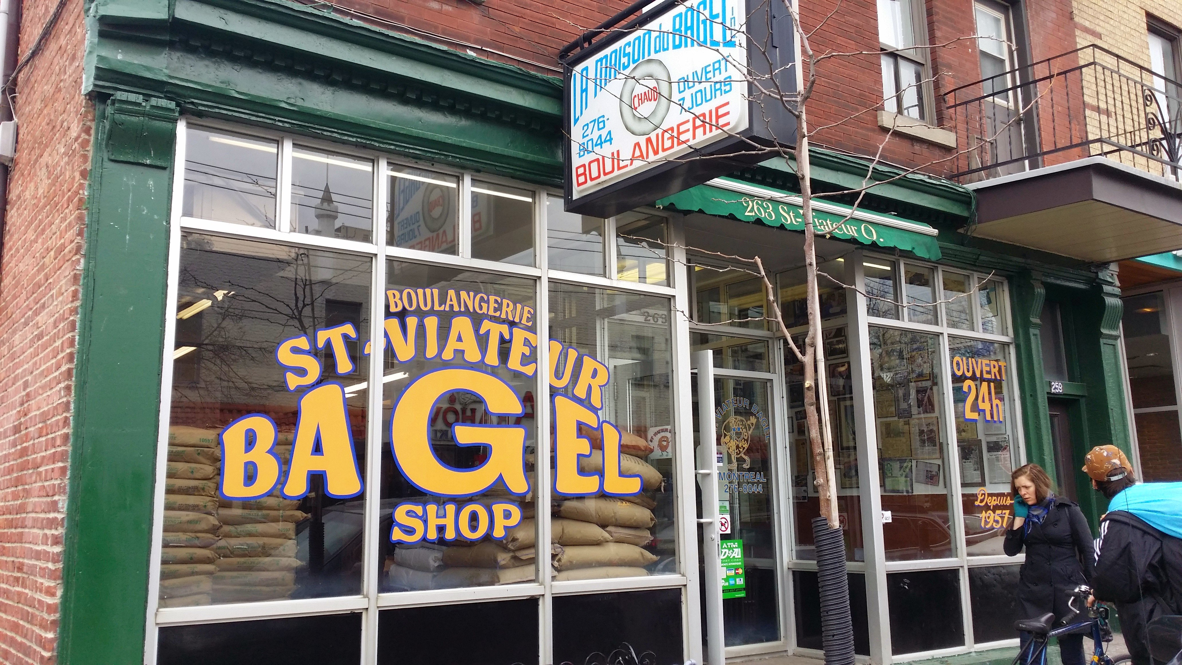St Viateur Bagel Mile End