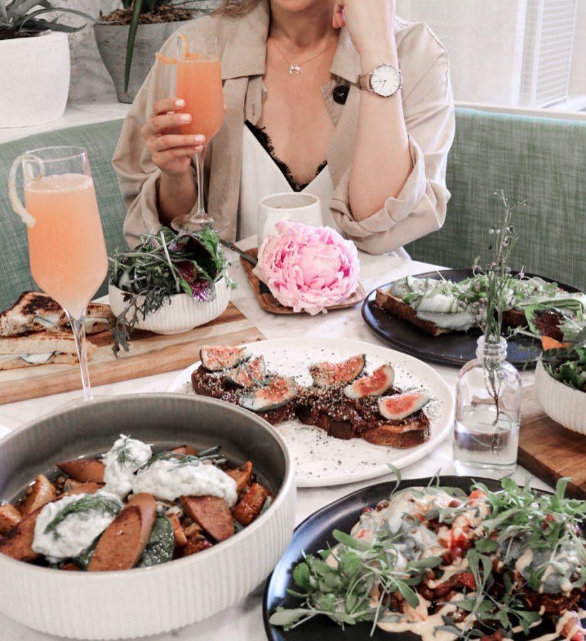 LOV Restaurant Instagram