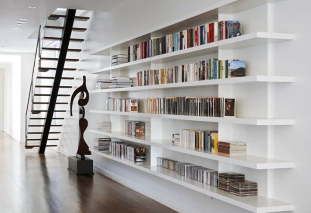8 Dreamy home offices with libraries for creative inspiration