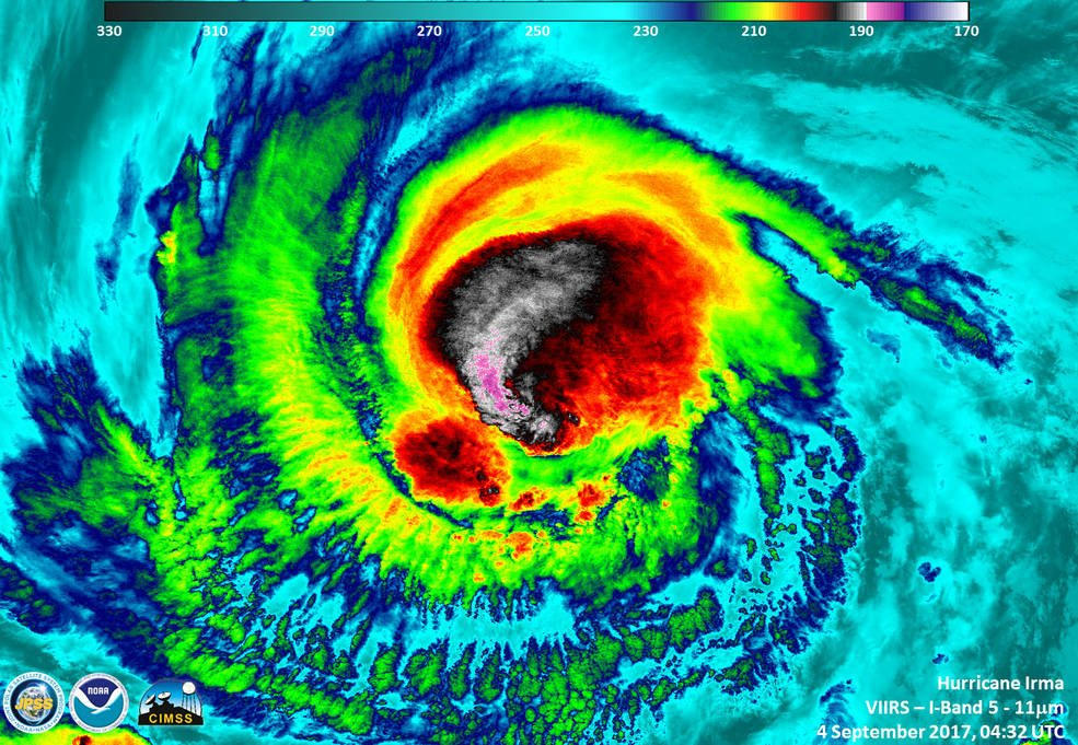 Are Hurricanes Harvey & Irma The New Normal